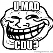 Troll Face in RUSSIA! - U mad CDU?