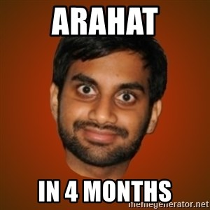 Generic Indian Guy - Arahat In 4 months