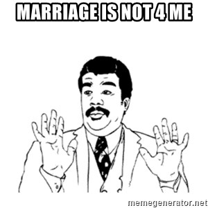 aysi - Marriage is not 4 me