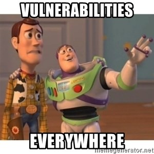 Toy story - Vulnerabilities Everywhere
