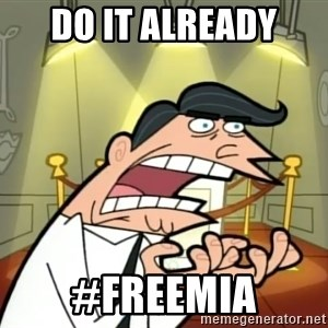 Timmy turner's dad IF I HAD ONE! - Do it already #freeMIA