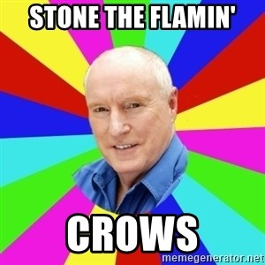 Alf Stewart - STONE THE FLAMIN' CROWS