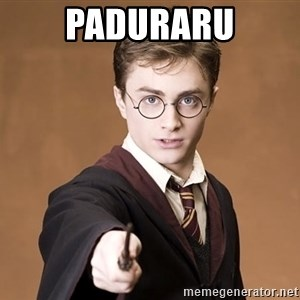 Advice Harry Potter - Paduraru