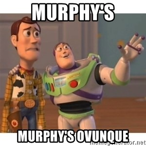 Toy story - Murphy's Murphy's ovunque