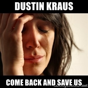 crying girl sad - Dustin Kraus Come back and save us