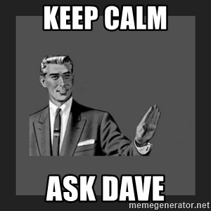 kill yourself guy blank - Keep Calm Ask Dave