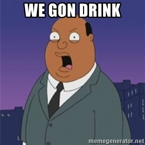 ollie williams - we gon drink
