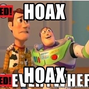 Toy Story Everywhere - Hoax Hoax