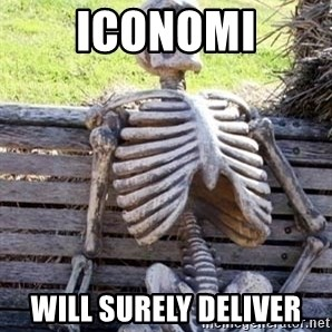 Waiting For Op - ICONOMI will surely deliver