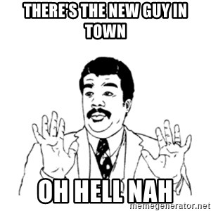 aysi - There's the new guy in town OH HELL NAH