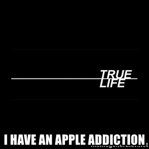 MTV True Life - I have an Apple addiction