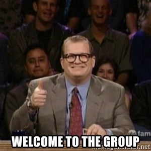 drew carey whose line is it anyway - Welcome to the Group