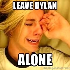 leave britney alone - leave dylan Alone
