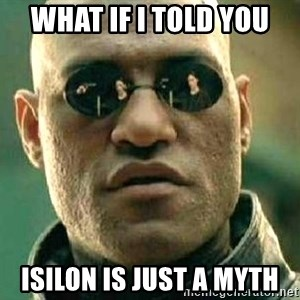 What if I told you / Matrix Morpheus - What if i told you Isilon is just a myth