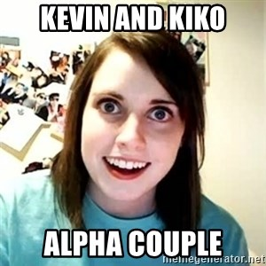 Overly Attached Girlfriend - kevin and kiko alpha couple