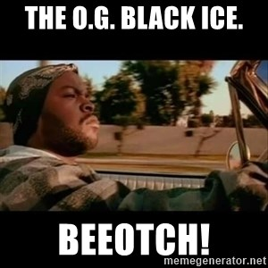 Ice Cube- Today was a Good day - The O.G. Black Ice. Beeotch!