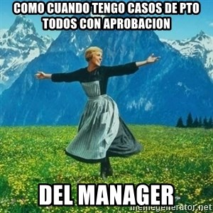 Look at All the Fucks I Give - Como cuando tengo casos de PTO todos con aprobacion del manager