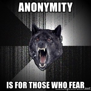 Insanity Wolf - Anonymity Is for those who fear