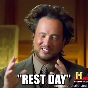 """Ancient Aliens - """"REST DAY"""""""