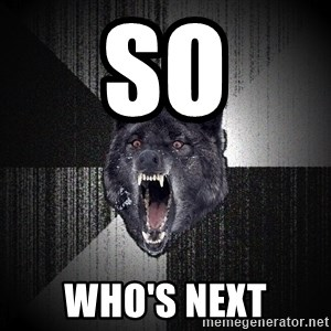 Insanity Wolf - So Who's Next