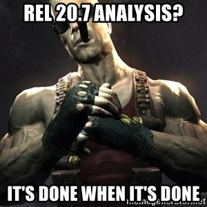 Duke Nukem Forever - rel 20.7 analysis? it's done when it's done