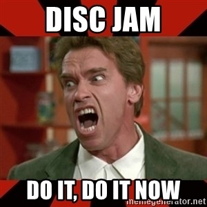 Arnold Schwarzenegger 1 - DISC JAM DO IT, DO IT NOW