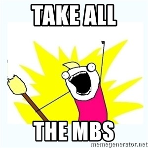 All the things - Take all  the MBs