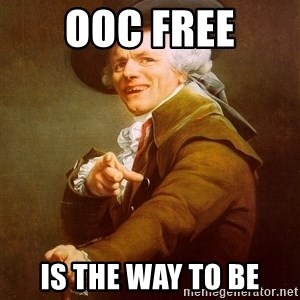 Joseph Ducreux - OOC Free Is the way to be