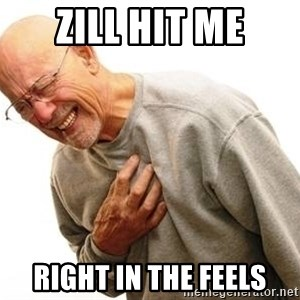 Old Man Heart Attack - Zill hit me right in the feels