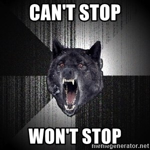 Insanity Wolf - Can't stop won't stop