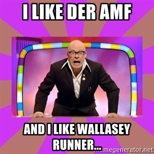 Harry Hill Fight - I like Der Amf And I like Wallasey Runner...