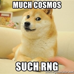 so doge - Much Cosmos Such RNG