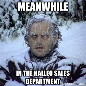 Frozen Jack - Meanwhile In the Kalleo Sales Department