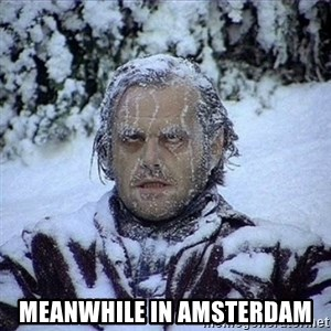 Frozen Jack - Meanwhile in Amsterdam