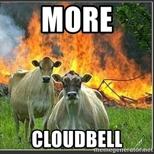 Evil Cows - MOre Cloudbell
