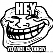 Troll Face in RUSSIA! - hey, yo face es oogly