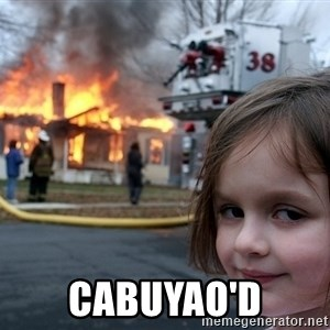 Disaster Girl - Cabuyao'd
