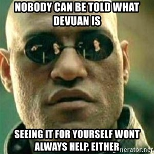 What If I Told You - nobody can be told what devuan is seeing it for yourself wont always help, either