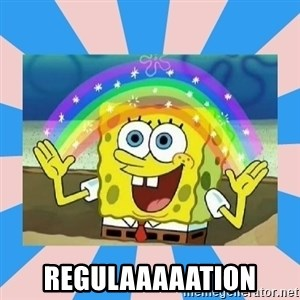 Spongebob Imagination - Regulaaaaation