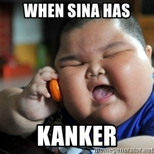 fat chinese kid - when sina has kanker