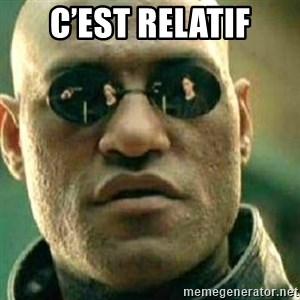 What If I Told You - C'EST RELATIF
