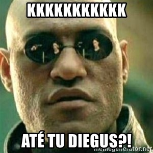 What If I Told You - kkkkkkkkkkk até tu diegus?!