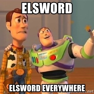 Consequences Toy Story - Elsword Elsword everywhere