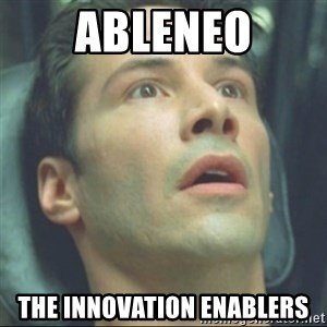 i know kung fu - Ableneo The innovation enablers