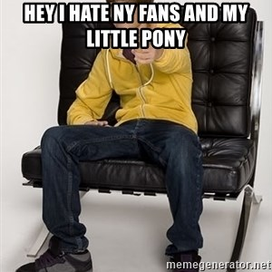 Justin Bieber Pointing - hey i hate ny fans and my little pony