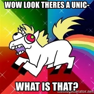 Lovely Derpy RP Unicorn - Wow look theres a Unic- What is that?