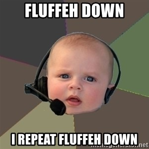 FPS N00b - Fluffeh down I repeat Fluffeh down