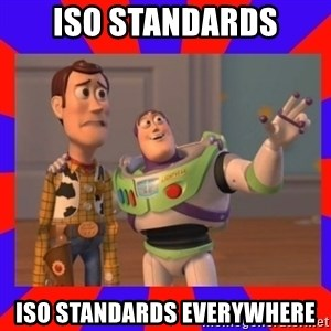 Everywhere - ISO STANDARDS ISO STANDARDS EVERYWHERE