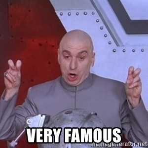 Dr. Evil Air Quotes - Very famous