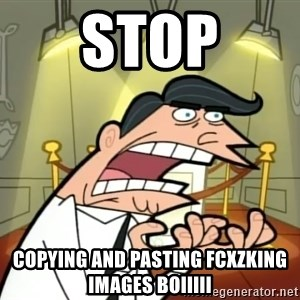 Timmy turner's dad IF I HAD ONE! - STOP COPYING AND PASTING FCXZKING IMAGES BOIIIII